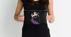 Accessorize With Awesome Geek Art On These Pouches And Drawstring Bags
