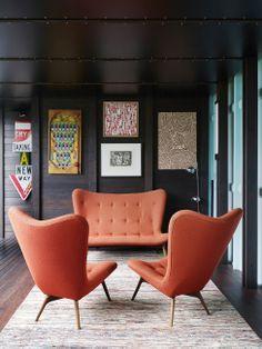 Частный дом, художественная галерея и мастерская в Брисбене