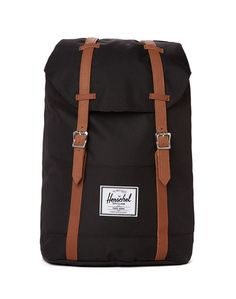 17f7c9cf6fe3 Herschel Retreat Backpack Black - BLACK FRIDAY SALE NOW ON!!! Herschel  Heritage Backpack