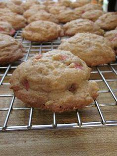 Cookie of the Week: Rhubarb Cookies