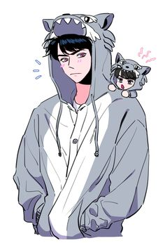 sehun fanart | exo Kpop Anime, Anime Guys, Character Art, Character Concept, Character Design, Exo Stickers, Chanyeol, Character Illustration, Digital Illustration