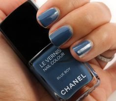 Les Jeans de Chanel: Blue Boy