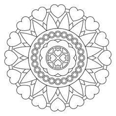 34 print and color mandalas online mandala coloring pages adult