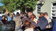 Desalojo en Chihuahua 2000 se torna violento; policías utilizaron gas | El Puntero