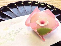日本人のおやつ♫(^ω^) Japanese Sweets of March 伝統の和菓子 Wagashi