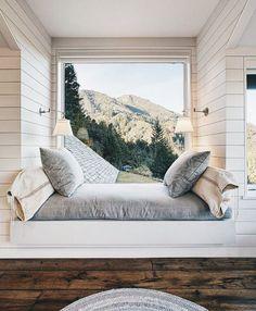 Amazing, cozy view
