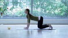 joga-krční páteř