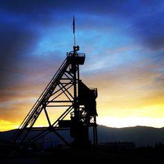 Great Falls Tribune in Butte America.