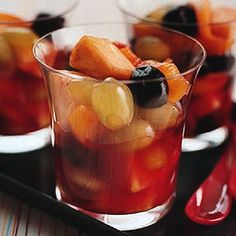 Rockin' Karaoke Party: Spiked Fruit Cups: These party-starters have a kick to start your karaoke off right!