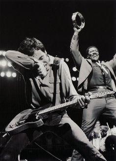 Springsteen & Clemons