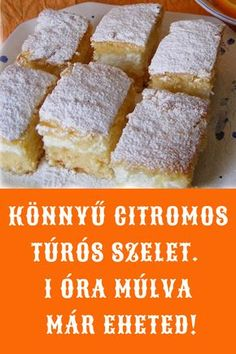 Hungarian Recipes, Sweet Desserts, Cornbread, Banana Bread, Main Dishes, Deserts, Food And Drink, Pudding, Vegetarian