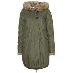 Woolrich Eskimo Parka ($845) ❤ liked on Polyvore
