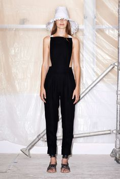 Spring 2015 RTW Band of Outsiders Collection