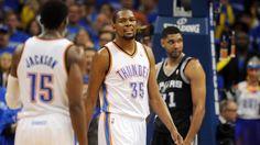 Oklahoma City Thunder: Work Still To Be Done To Beat San Antonio Spurs