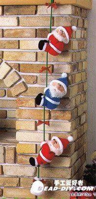 Amigurumi Santa Claus - Tutorial (Use Google Translator) ❥ 4U // hf