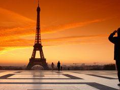 paříž západ slunce - Hledat Googlem