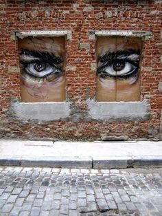 Street Art - artist unknown