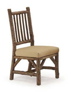 La Lune Collection Rustic Side Chair #1204