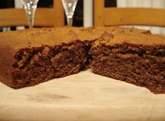 Grain Free Ginger Cake GF SCD