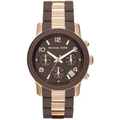 Michael Kors Watches Women good style, one of my favorite color combo though