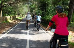 Cycling in the Sintra hills, Portugal