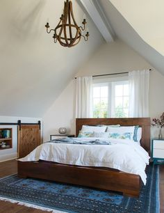 Barn Door Decorating Ideas Around the House | But no matter what your style, sliding doors are nice detail that add interest, and sometimes saves space as well. See ALL the places you can use barn door-style hardware around your house.