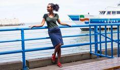 Women's Performance Skirt/Shorts Hybrid