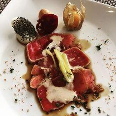 Colores #tuna #tataki #lunch #time #foodies #foodporn #instagood #Guayaquil ##OlgaDoumet by olgadoumet