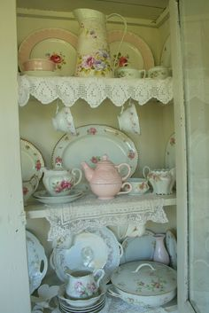 Aiken House & Gardens: Heart of the Home Party - Favorite Cupboards
