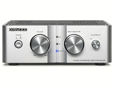 Kenwood KA-S10 Integrated Amplifier tech specs