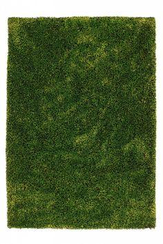 DF0062012-576 Groen Vloerkleed - D&F