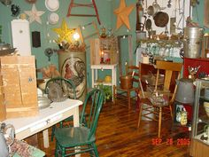 Amish Country, Antiques, Furniture, Vintage, Home Decor, Antiquities, Antique, Decoration Home, Room Decor