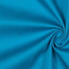 Scuba Blue Stretch Cotton Sateen white/clay navy plaid