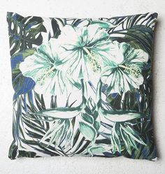 UNC Sierkussen Amazon Flower - 45 x 45 cm - Homedeco.nl