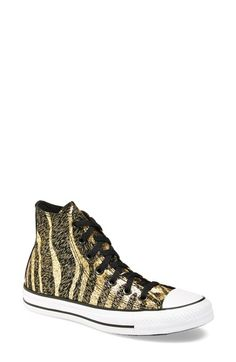 Converse Chuck Taylor® All Star® Animal Print High Top Sneaker (Women)  available c071b7da4