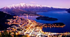 100 Places you Need to Visit: Queenstown, New Zealand #100placestovisit