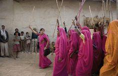 Gulabi Gang (Pink Saree Ladies)