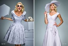 Baroque Boutique Ian Stuart Mother of the Bride ISL733 and ISL706