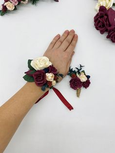 Excited to share this item from my #etsy shop: Burgundy corsage and boutonniere set. Fall wedding boutonniere. Prom corsage and boutonniere set. Autumn wedding flowers. Prom Corsage And Boutonniere, Wedding Boutonniere, Corsage Wedding, Fall Wedding Flowers, Autumn Wedding, Fake Flowers, Maternity Pictures, Burgundy, Etsy Shop