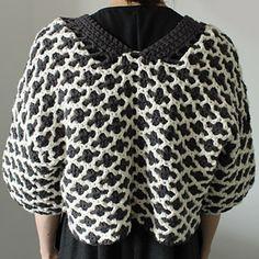 [Envelope Online Shop] Knitting short jacket KIT MOORIT