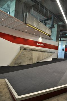 Hilti Turkey and Central Asia Headquarter - a contemporary approach to office design - Istanbul, Turkey - 2013