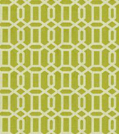 Home Decor Print Fabric-Croscill Felton/Kiwi & Print Fabric at Joann.com I like this too