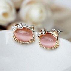 b54214450 38 Best Earrings images | Owl jewelry, Cute jewelry, Dangly earrings