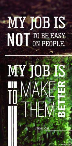 #SteveJobs #Typography #Poster