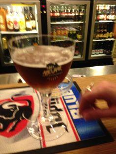 De Koninck: a bolleke! (In een glas van 150 Antwerpse Zoo.