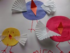 "Plain Graces: A ""Cheep"" Spring Craft!"