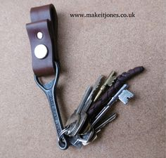Mini Raiders belt snap holder - attach things to your belt. Indiana Jones, Raiders, Belt, Mini, Leather, Style, Belts, Swag, Outfits