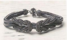 This herringbone rope bracelet is one of the most popular projects in my book, Jill Wiseman& Beautiful Beaded Ropes. Here& some tips and tricks on how to m. Gold Armband, Jewelry Patterns, Bracelet Patterns, Beading Patterns, Seed Bead Jewelry, Beaded Jewelry, Beaded Bracelets, Beading Tutorials, Seed Beads