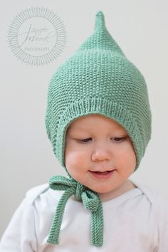 8934b119b9d Finley is a sweet little pixie hat knitted in scrumptious 8 ply yarn.  Patterned with