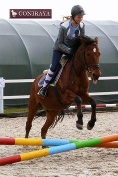 I hop do góry! #coniraya #konie #naszekonie